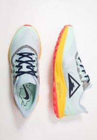Nike Performance - AIR ZOOM PEGASUS 36  - Obuwie do biegania Szlak - aura/blackened blue/light armory blue/mint foam/speed yellow/laser crimson - 1
