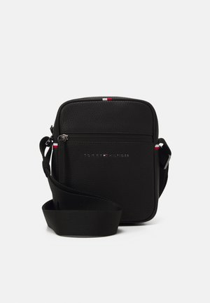 ESSENTIAL MINI REPORTER UNISEX - Across body bag - black