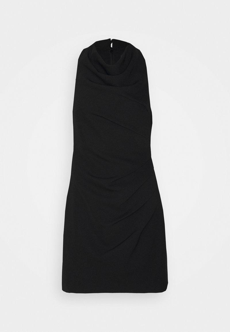 CMEO COLLECTIVE - MESMERISING MINI DRESS - Cocktail dress / Party dress - black