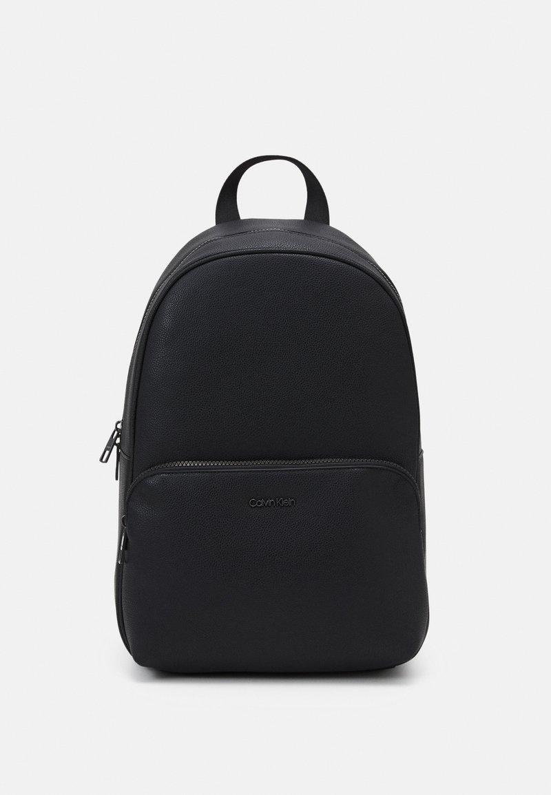 Calvin Klein - CAMPUS UNISEX - Ryggsekk - black