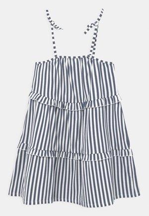 NKFFAGMAR STRAP - Jersey dress - vintage indigo