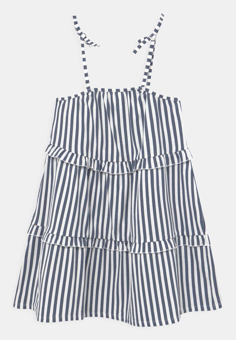 Name it - NKFFAGMAR STRAP - Jersey dress - vintage indigo