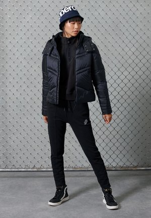 Winter jacket - nautical navy