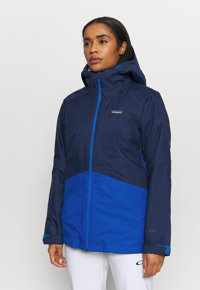INSULATED SNOWBELLE - Laskettelutakki - alpine blue