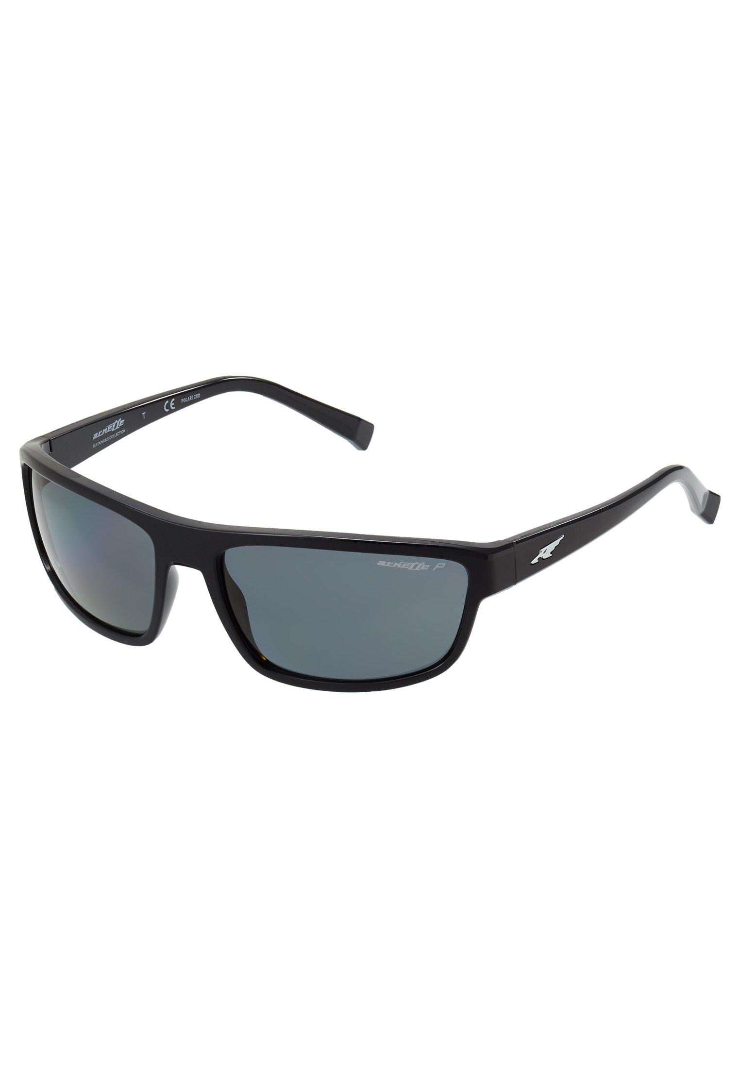 Arnette BORROW - Solbriller - black/svart yCXAgJJt0O4Kxxo