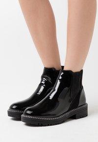 River Island - Boots à talons - black - 0