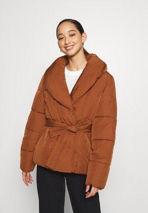VIWANAS JACKET - Winter jacket - tortoise shell