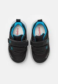 Superfit - RUSH - Tenisky - schwarz/blau - 3