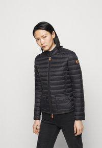 Save the duck - BLAKE - Winter jacket - black - 0