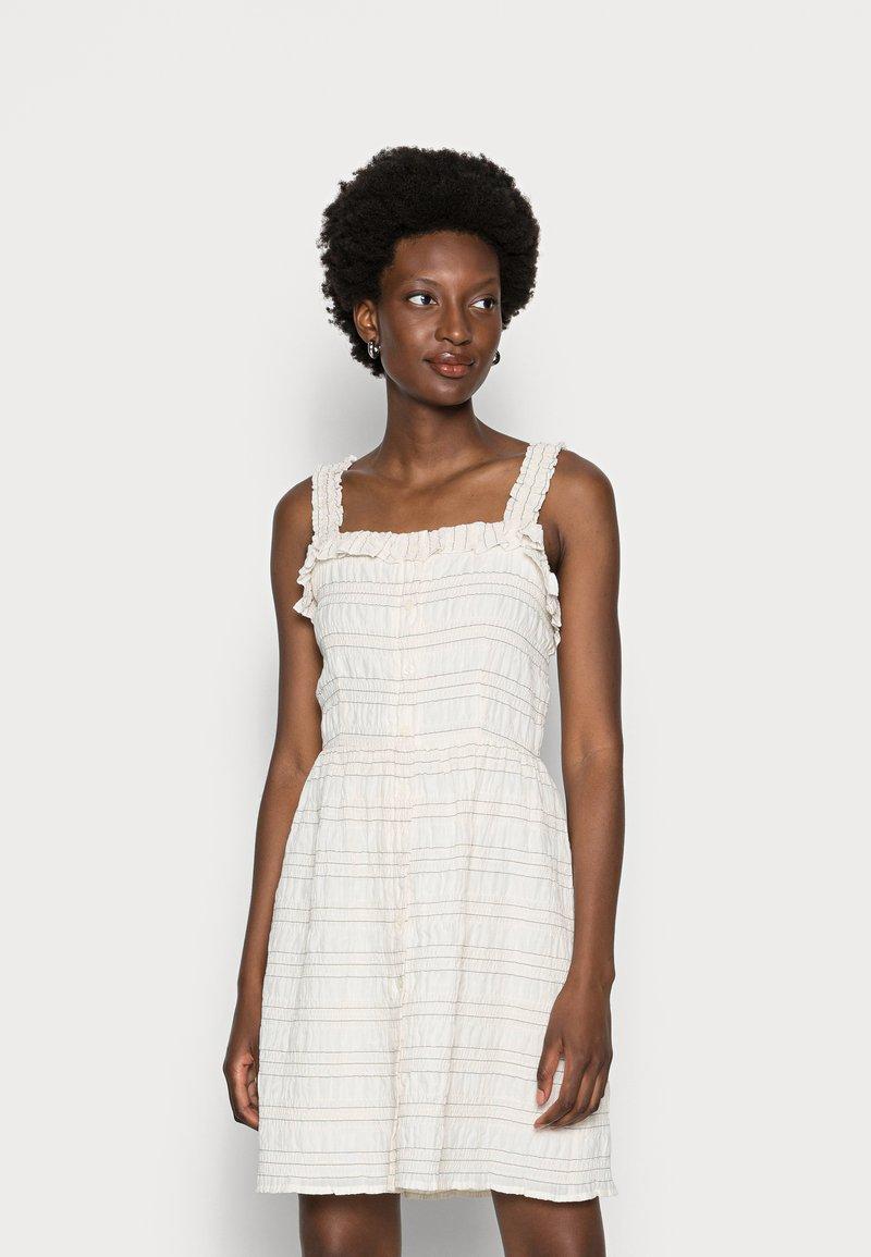 NAF NAF - RAINA  - Day dress - ecru