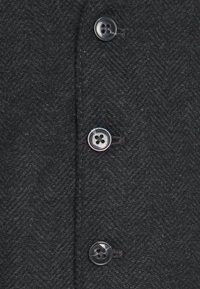 Jack & Jones PREMIUM - JPRBLATARALLO 3 PIECE SUIT - Suit - dark grey - 8