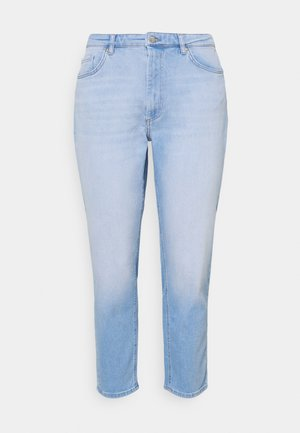 CARENEDA LIFE MOM BABY  - Jeans relaxed fit - light blue denim