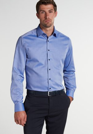 FITTED WAIST - Business skjorter - blue
