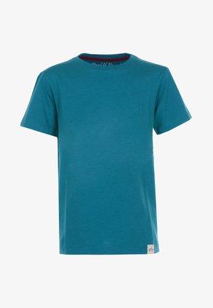 Basic T-shirt - petrol