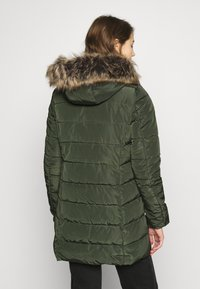 ONLY - ONLNEWMINEA QUILTED HOOD COAT - Parka - rosin - 2