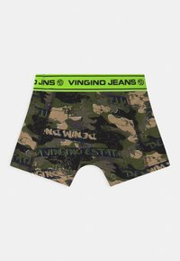 Vingino - 2 PACK - Boxerky - multicolor/army green - 1