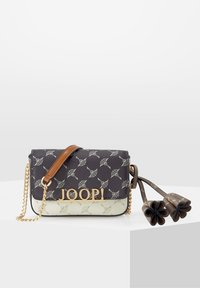JOOP! - CORTINA MISTO UMA - Across body bag - ecru/navy/braun - 1
