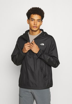 CYCLONE ANORAK - Outdoorjacka - black