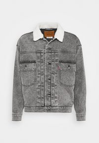 Levi's® - MODERN TYPE 2 TRUCKER - Cowboyjakker - grey denim - 5