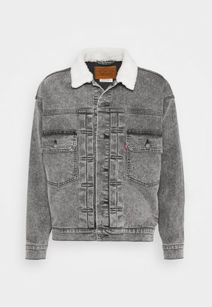 MODERN TYPE 2 TRUCKER - Farkkutakki - grey denim