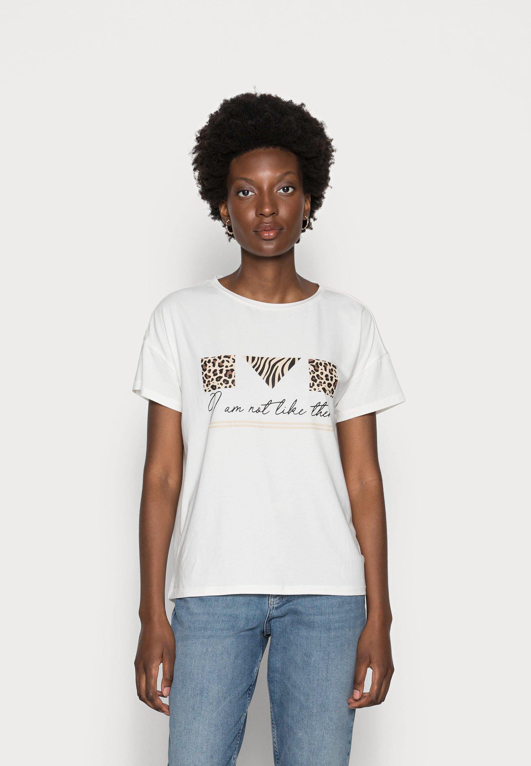 Women SLEEVE - Print T-shirt