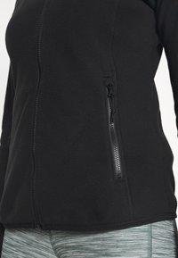 The North Face - GLACIER  - Fleece jacket - black - 6