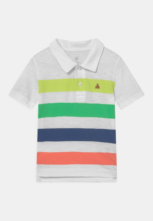 TODDLER BOY  - Polo shirt - optic white