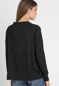 ONLY - ONLKLEO  - Jumper - dark grey melange - 2