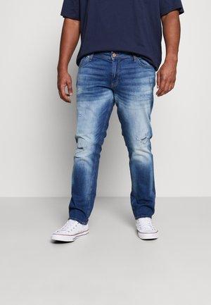 JJIGLENN JJORIGINAL - Straight leg -farkut - blue denim