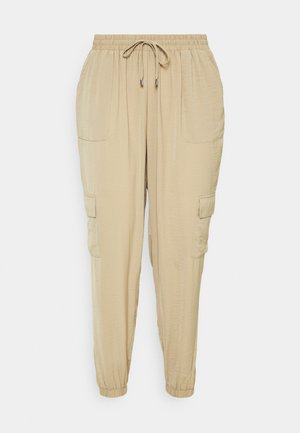 CAJOY LONG PANT - Trousers - beige