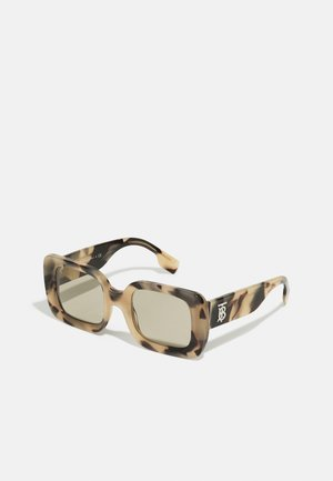 Sunglasses - light brown/black