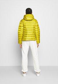 Nike Sportswear - Down jacket - tent/tea tree mist - 2