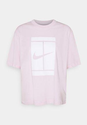 TEE COURT - Print T-shirt - regal pink