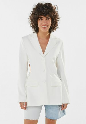 Manteau court - white