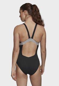 adidas Performance - ADIDAS SH3.RO 4HANNA SWIMSUIT - Swimsuit - black - 1