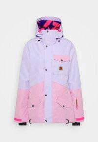 OOSC - 1080 WOMEN'S JACKET  - Skijakke - pink/lilac - 4