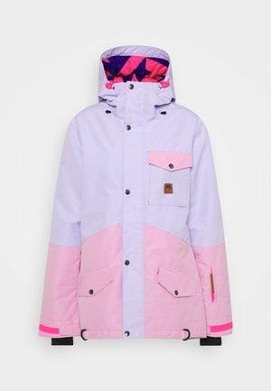 1080 WOMEN'S JACKET  - Skijakke - pink/lilac