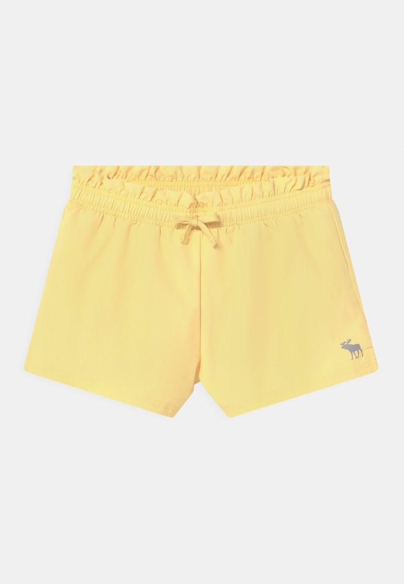 Abercrombie & Fitch - ACTIVE - Shorts - yellow