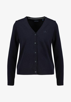 SUPERFINE - Cardigan - blau