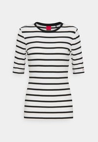 HUGO - NILARA - Print T-shirt - white - 0