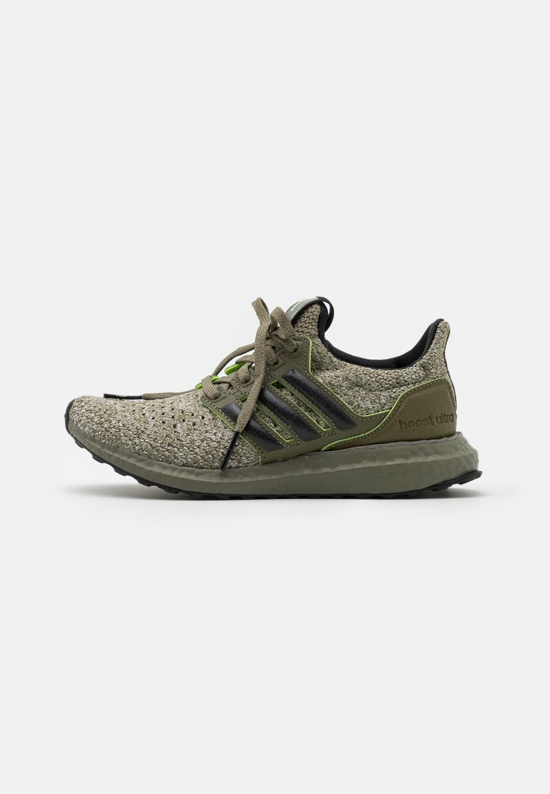 adidas Originals - ULTRABOOST DNA STAR WARS PRIMEKNIT RUNNING SHOES UNISEX - Sneakers - trace cargo/core black/raw khaki