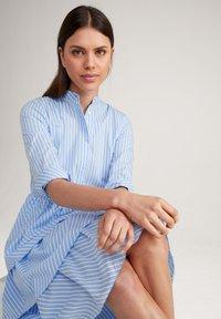 JOOP! - Shirt dress - blau/weiß gestreift - 4