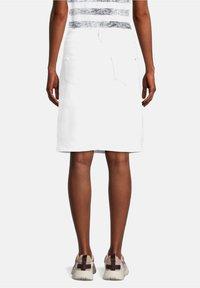 Cartoon - A-line skirt - weiß - 2