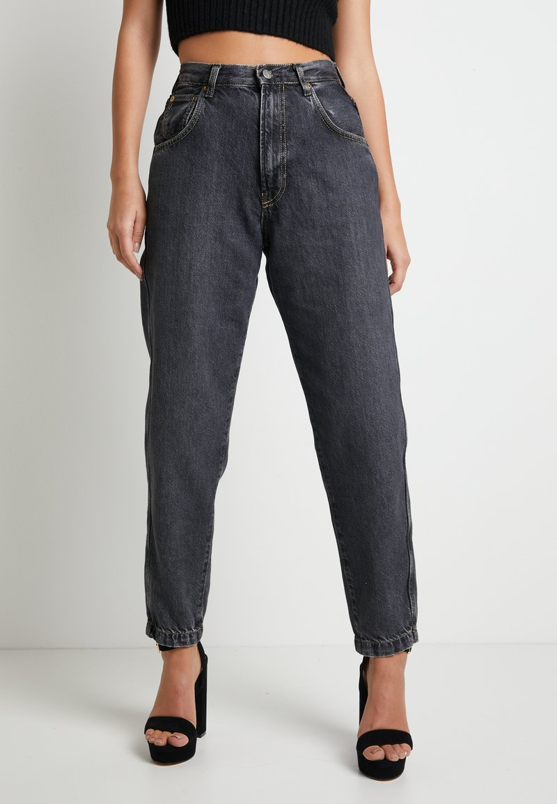 Pepe Jeans - DUA LIPA x PEPE JEANS - Relaxed fit jeans - grey