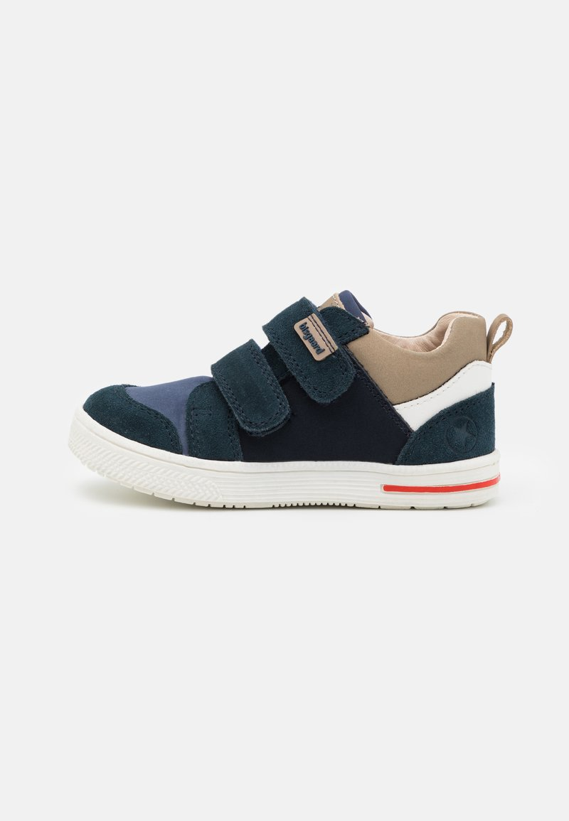 Bisgaard - LEVI UNISEX - Sneakers laag - navy