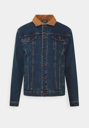 KASH JACKET - Veste en jean - dark blue