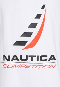 NAUTICA COMPETITION - BOWER - Top - white - 2