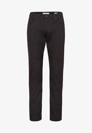 STYLE COOPER TT - Trousers - dark grey