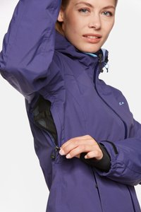 Jeff Green - CLARA - Regnjakke / vandafvisende jakker - astral lilac - 6