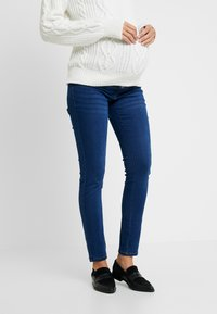 Dorothy Perkins Maternity - OVERBUMP ELLIS - Jeans Skinny Fit - mid wash - 0